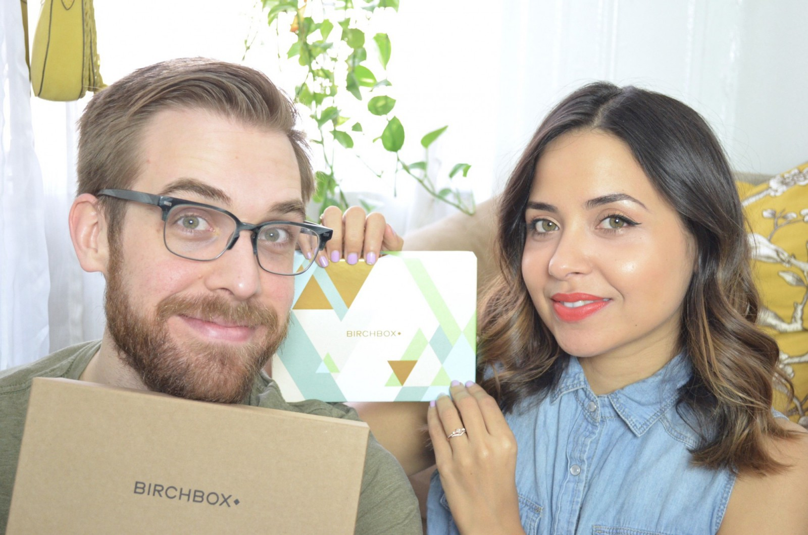 Birchbox and Birchbox Man March 2016