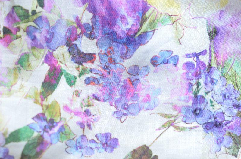 TST Purple Floral Print