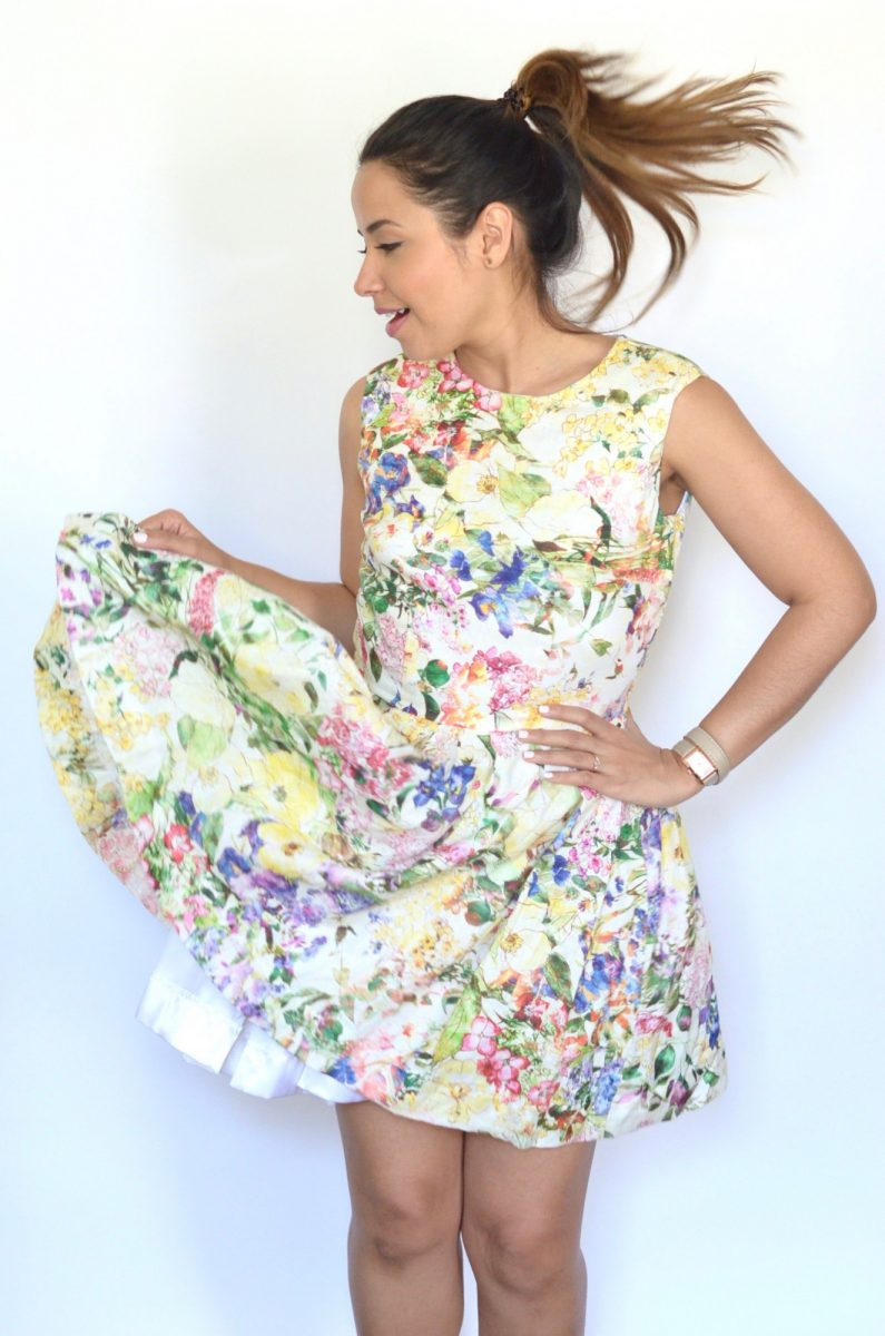 TST Collective In Bloom Dress