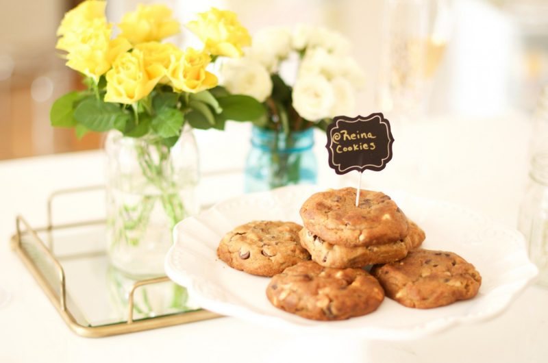 @Reina Cookies
