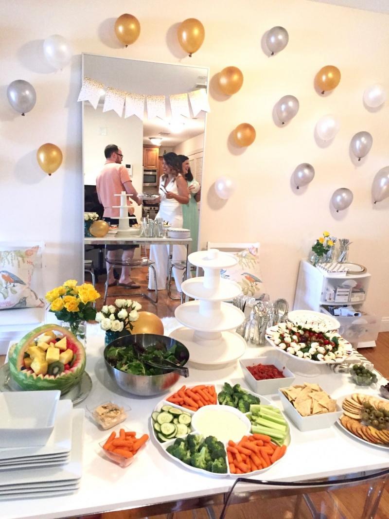 Lisa Rosado Engagement Party