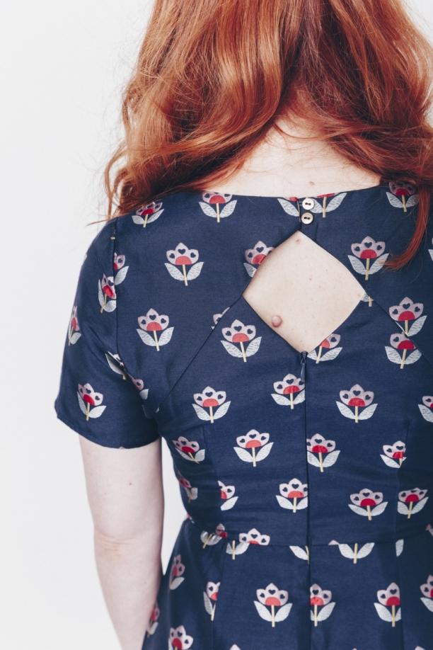Larisa Floral Love Dress