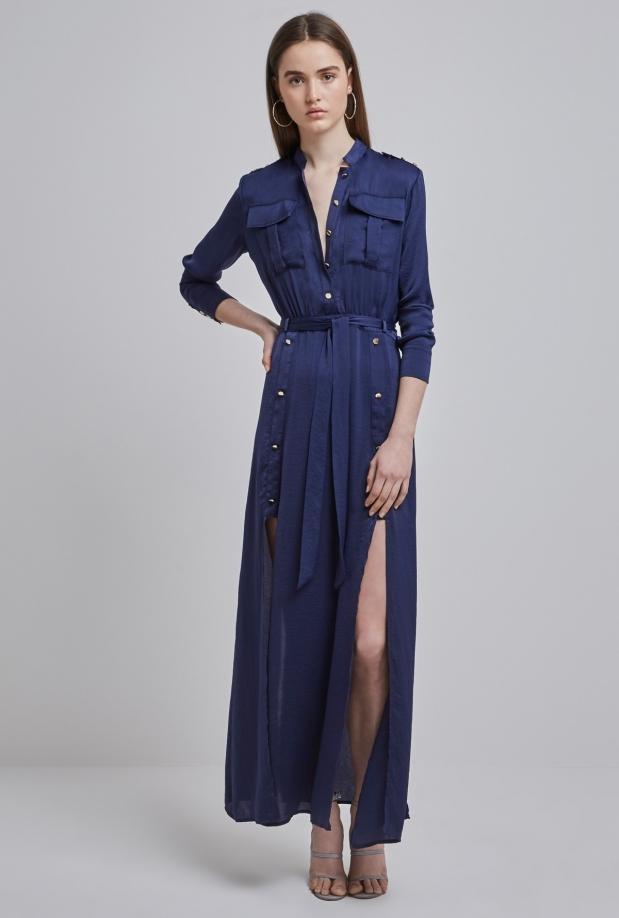 Finders Keepers Maynard Shirt Dress