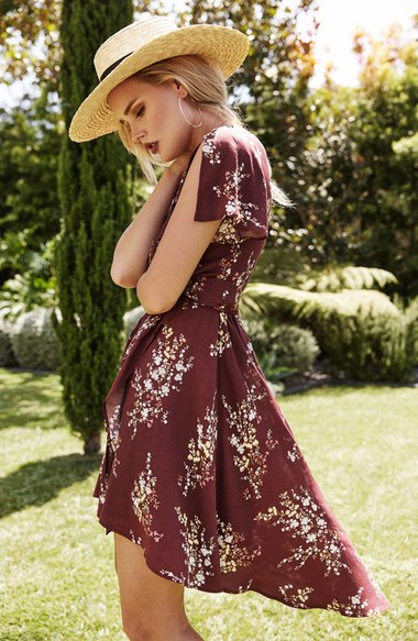 ASTR Adeline Dress