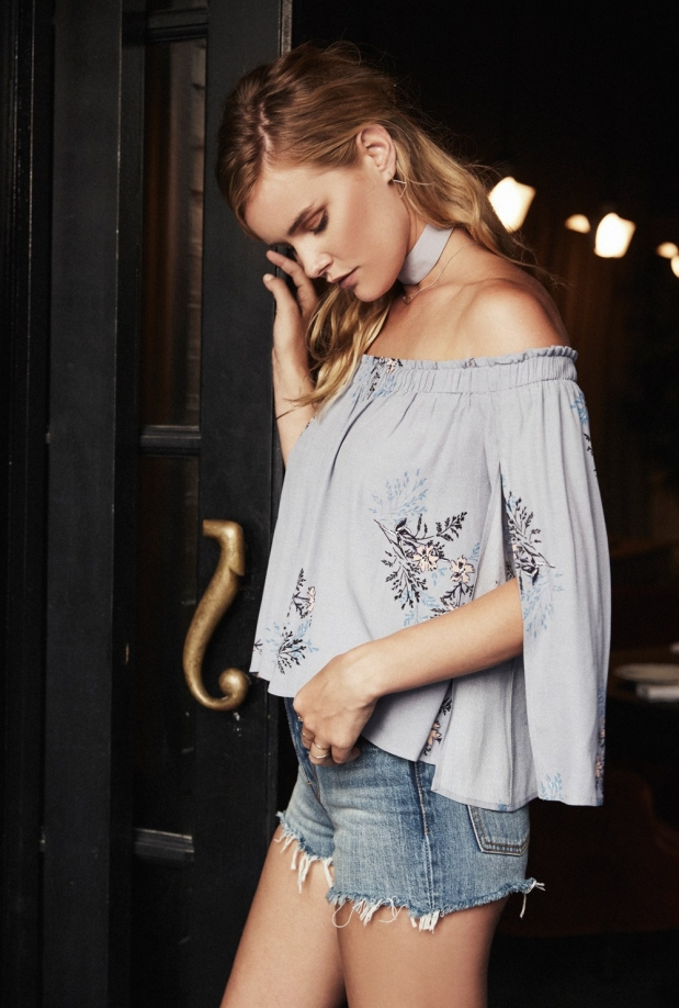 ASTR Anabelle Top