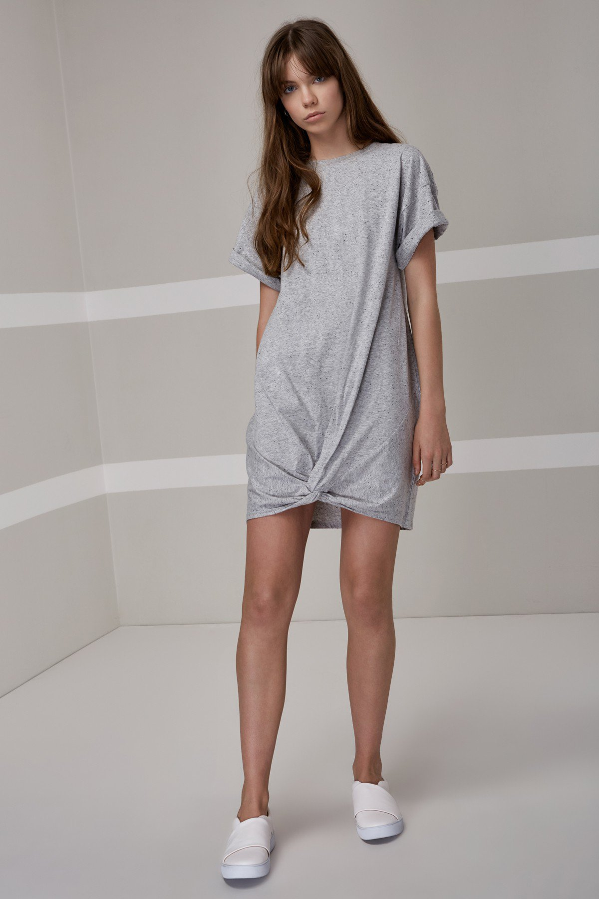 47b6d1e7e897 The Fifth Label Off Duty T-Shirt Dress